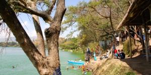 At Lake Babugaya