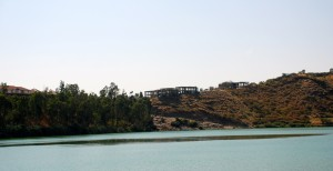 Lake at Debre Zeyit