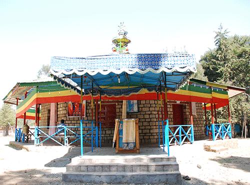 Kirche in Holeta